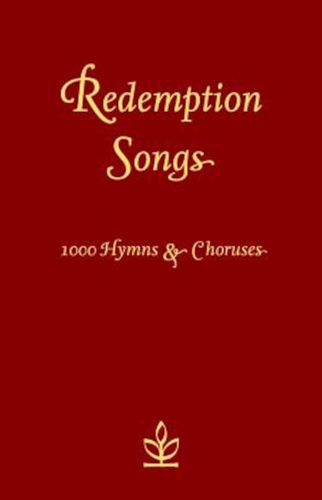 Redemption Songs, Hardcover