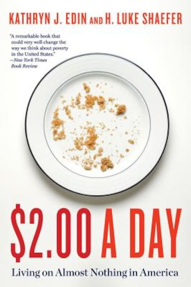 $2.00 a Day: Living on Almost Nothing in America, Paperback
