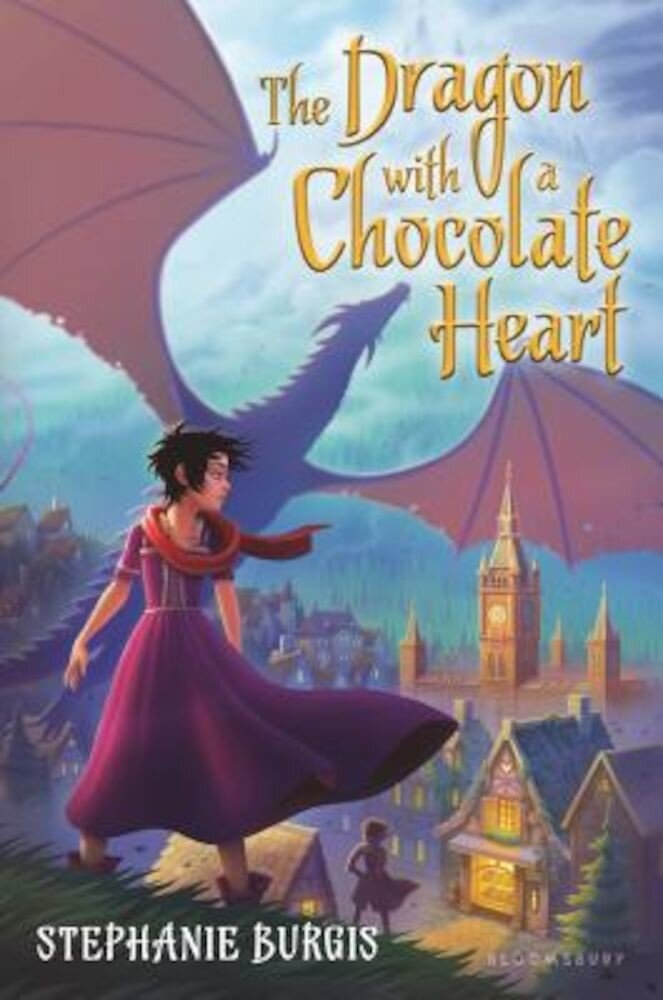 The Dragon with a Chocolate Heart, Hardcover