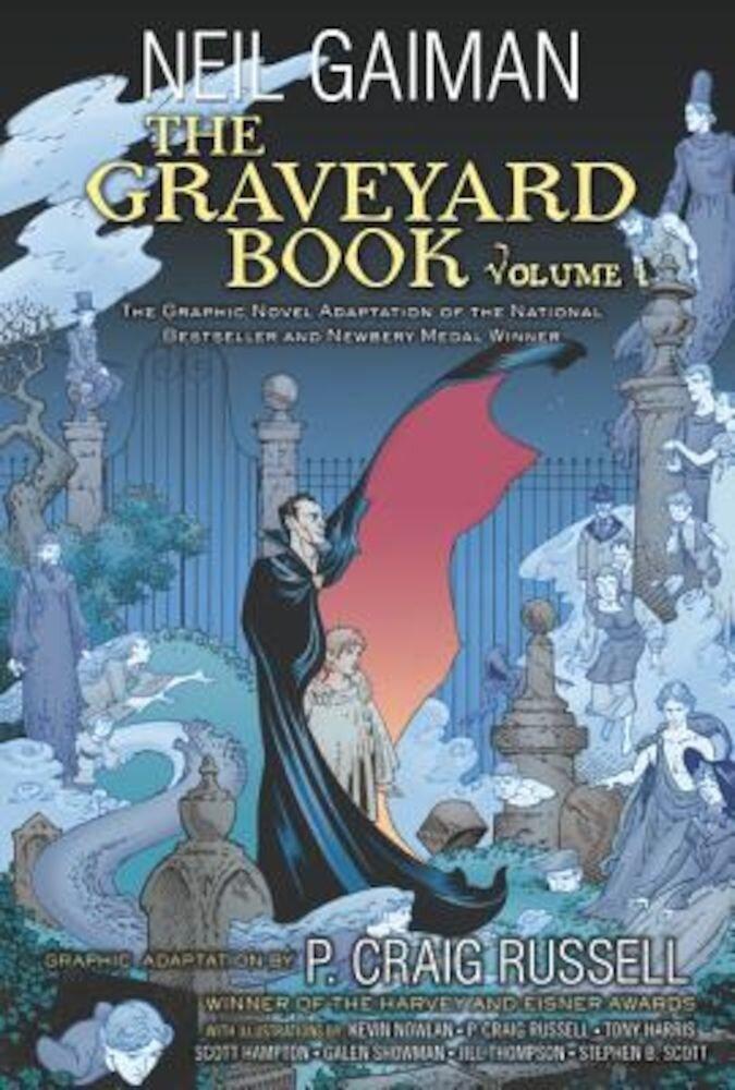 The Graveyard Book Graphic Novel: Volume 1, Paperback
