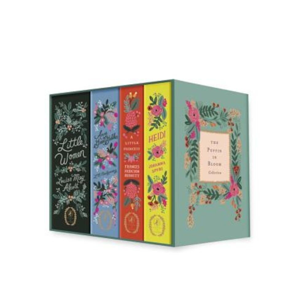 The Puffin in Bloom Collection, Hardcover