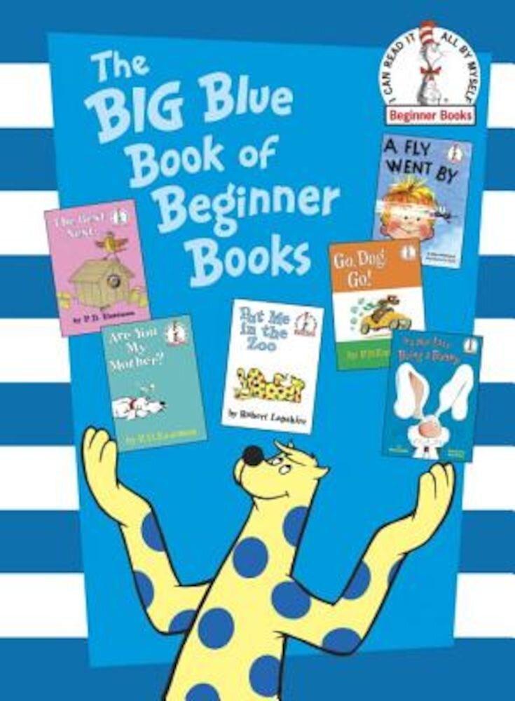 The Big Blue Book of Beginner Books, Hardcover