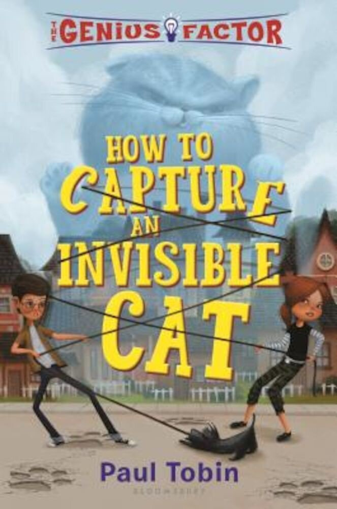 The Genius Factor: How to Capture an Invisible Cat, Paperback