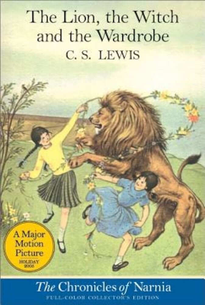 The Lion, the Witch and the Wardrobe, Paperback