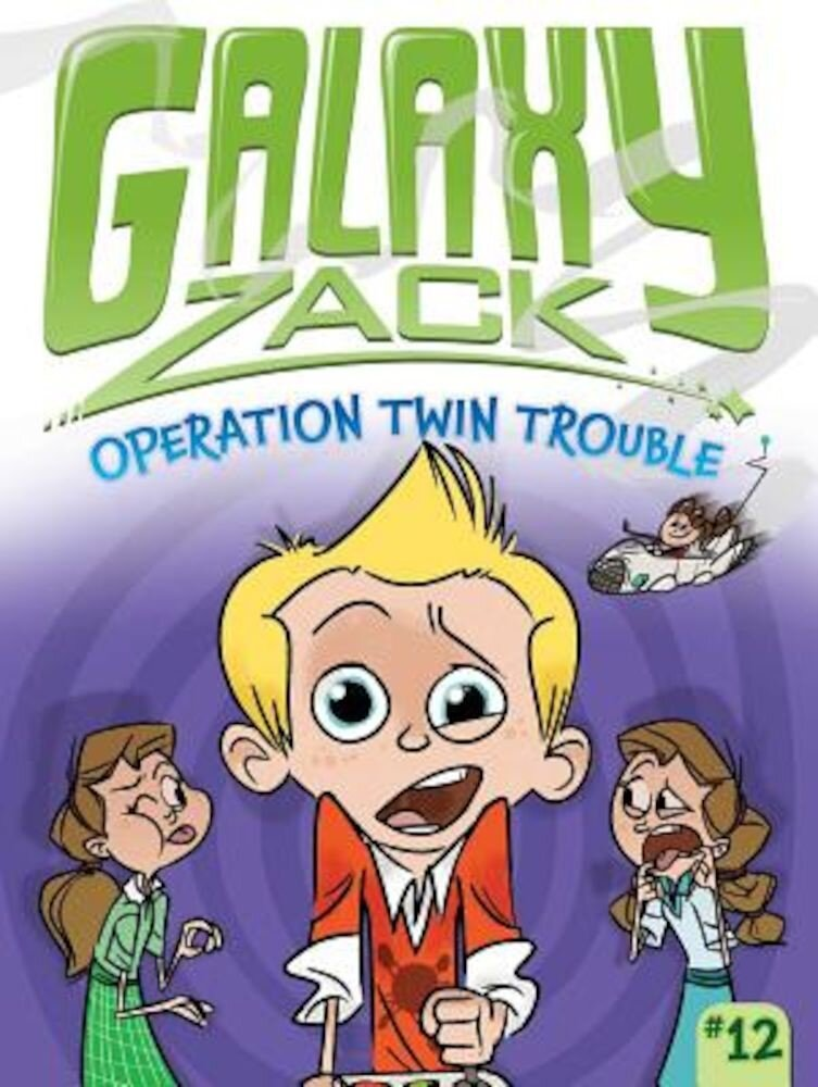 Operation Twin Trouble, Hardcover