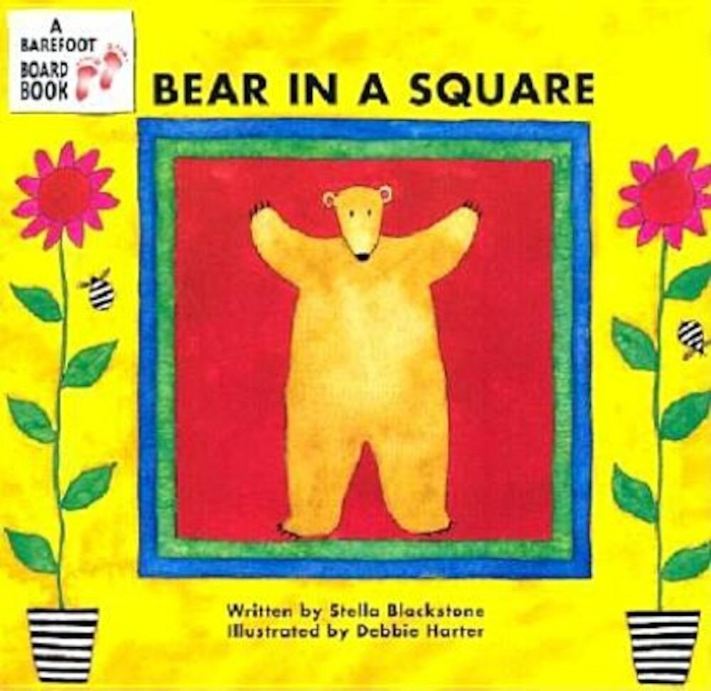 Bear in a Square, Hardcover