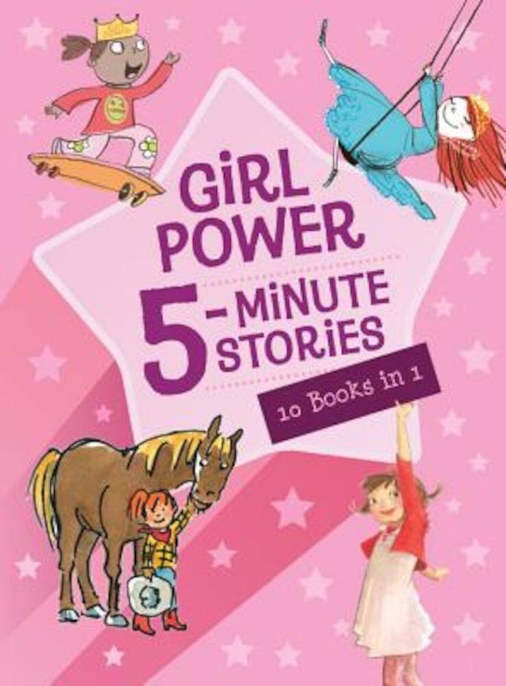 Girl Power 5-Minute Stories, Hardcover