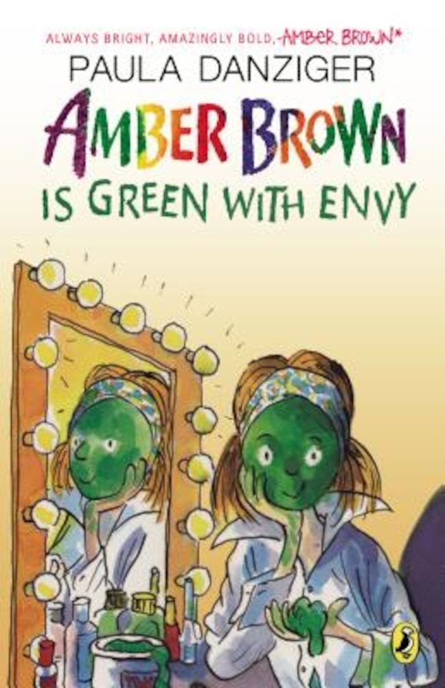 Amber Brown Is Green with Envy, Paperback