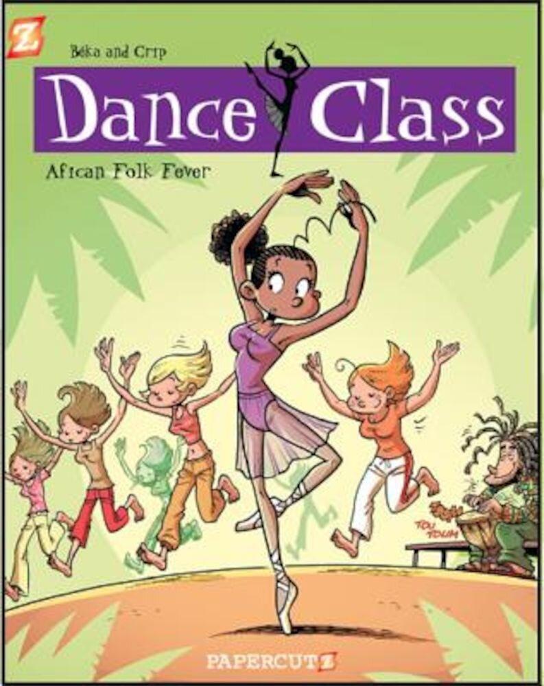 African Folk Dance Fever, Hardcover