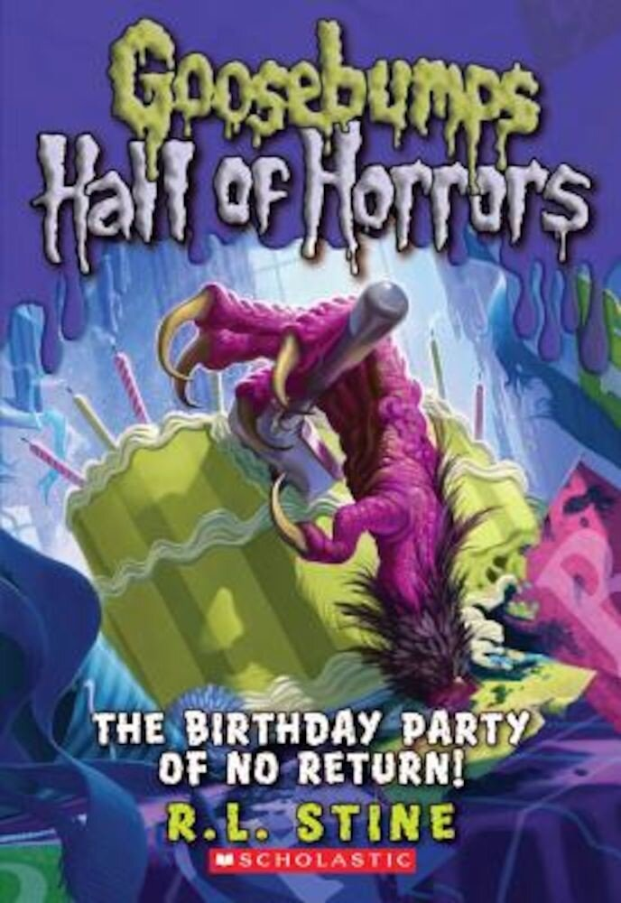 The Birthday Party of No Return, Paperback