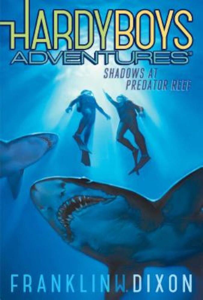 Shadows at Predator Reef, Paperback