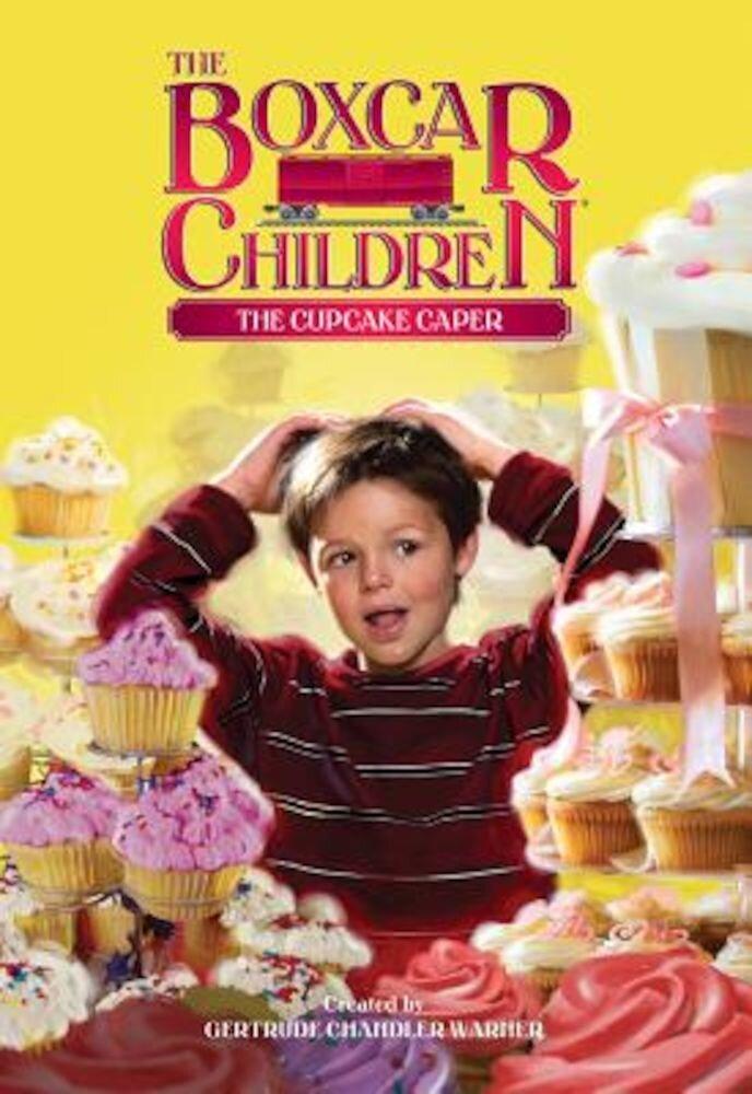 The Cupcake Caper, Paperback
