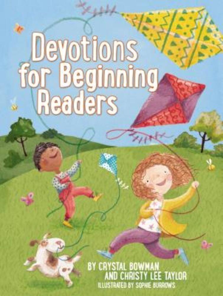 Devotions for Beginning Readers, Hardcover