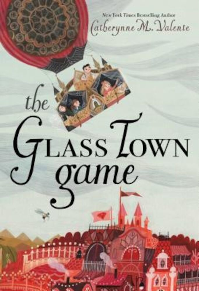 The Glass Town Game, Hardcover
