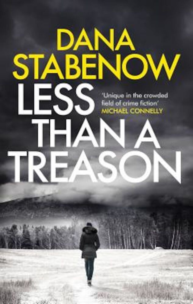 Less Than a Treason, Hardcover