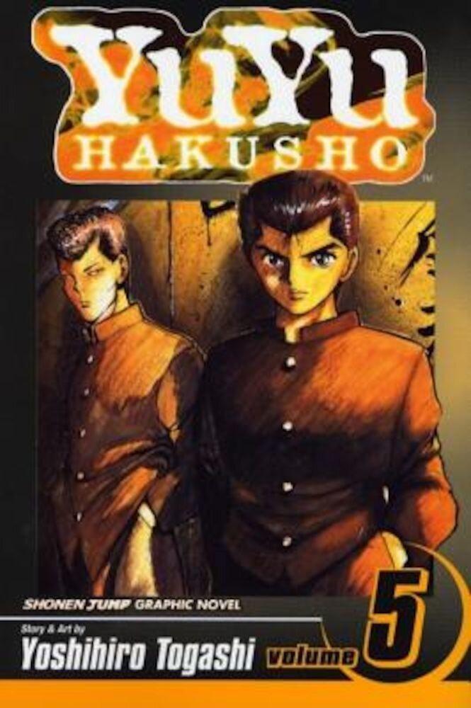 YuYu Hakusho, Volume 5, Paperback