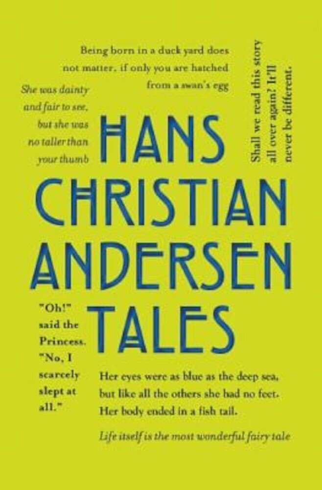 Hans Christian Andersen Tales, Paperback