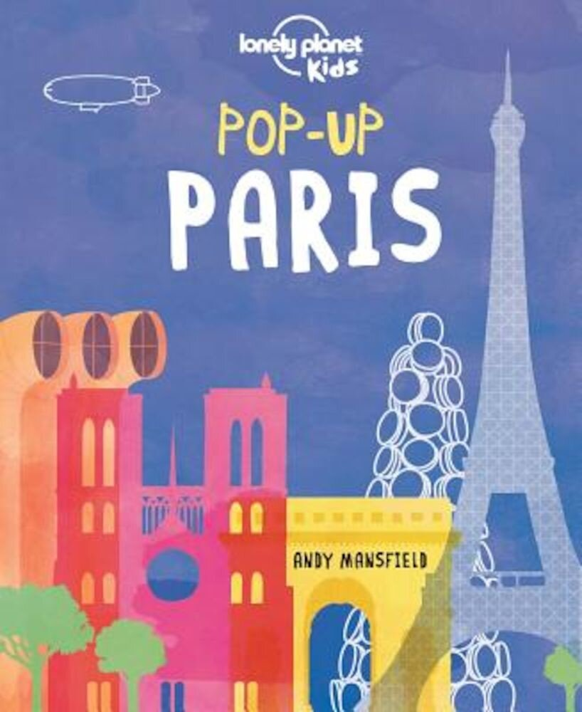 Pop-Up Paris, Hardcover