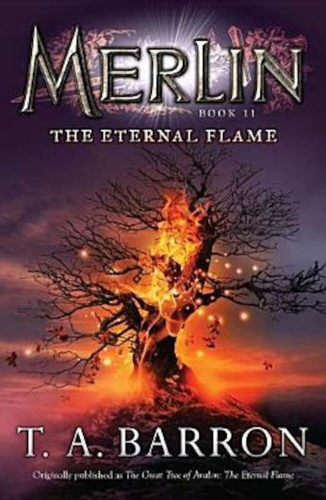 The Eternal Flame: Book 11, Paperback