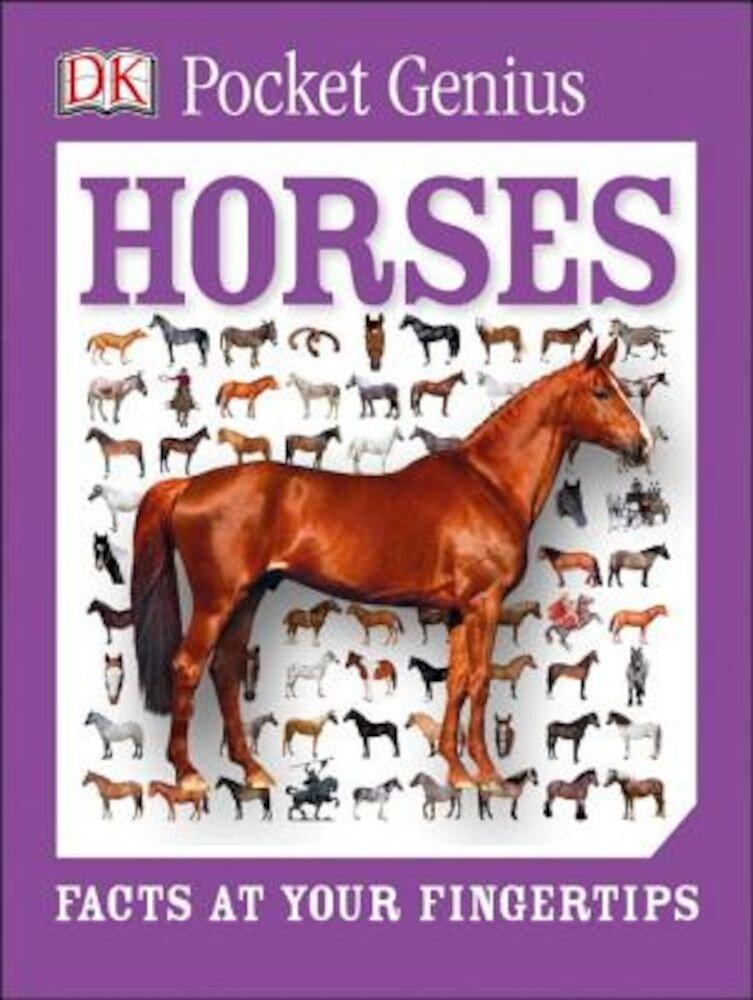 Pocket Genius: Horses, Paperback