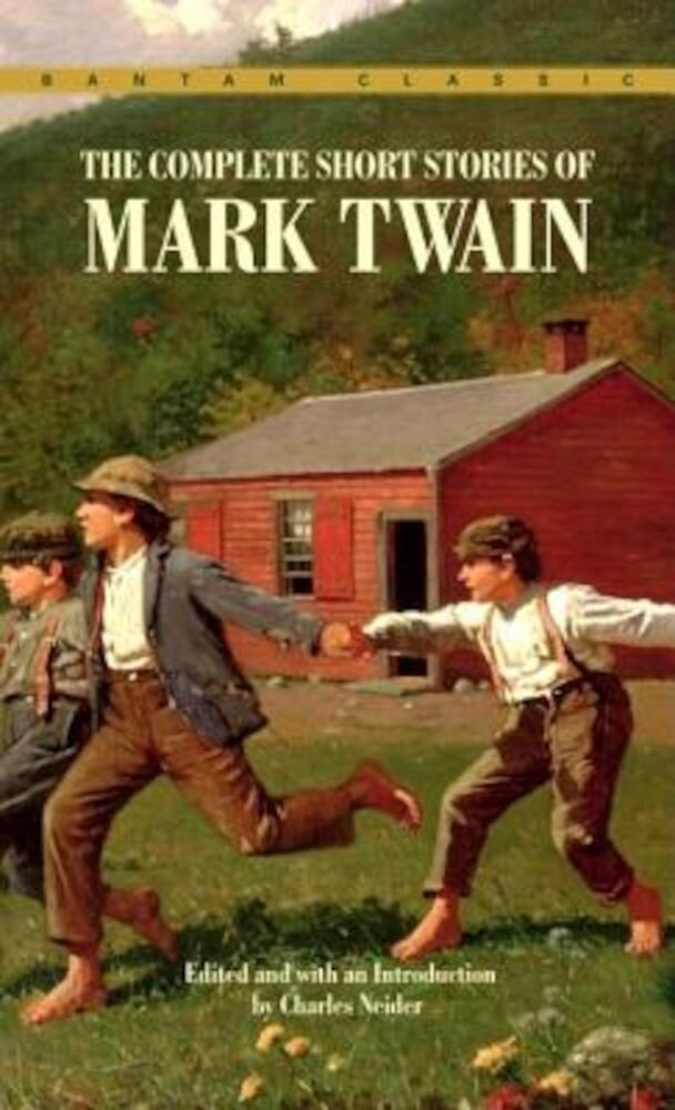 The Complete Short Stories of Mark Twain, Paperback