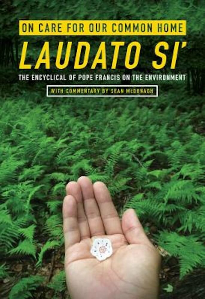 On Care for Our Common Home, Laudato Si': The Encyclical of Pope Francis on the Environment with Commentary by Sean McDonagh, Paperback
