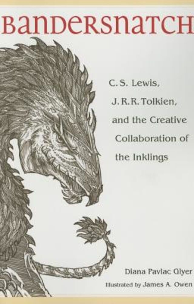 Bandersnatch: C.S. Lewis, J.R.R. Tolkien, and the Creative Collaboration of the Inklings, Paperback