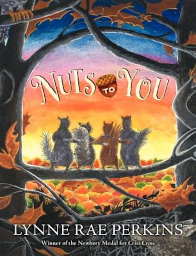 Nuts to You, Hardcover