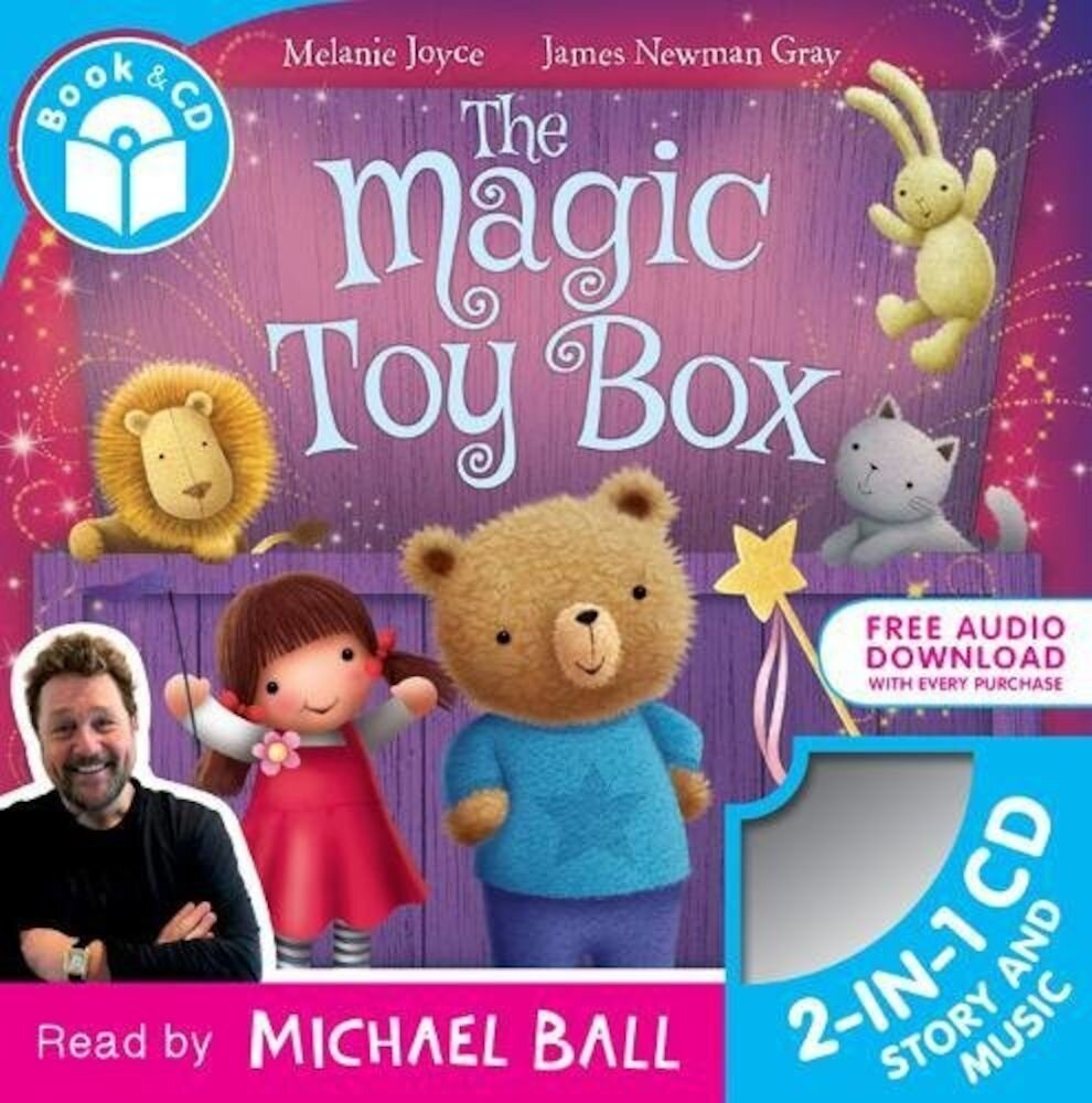The Magic Toy Box