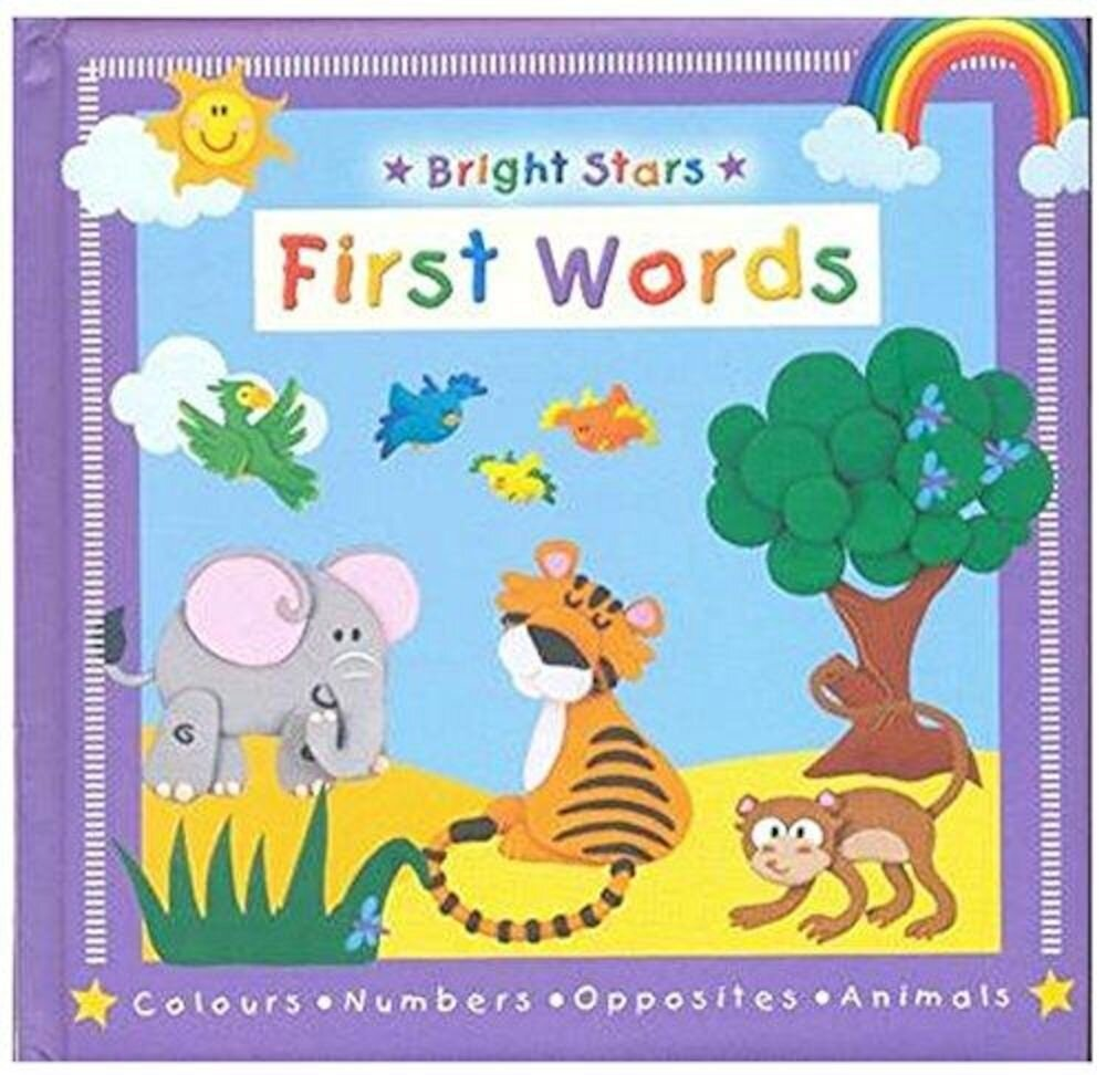 Little Learner's First Words