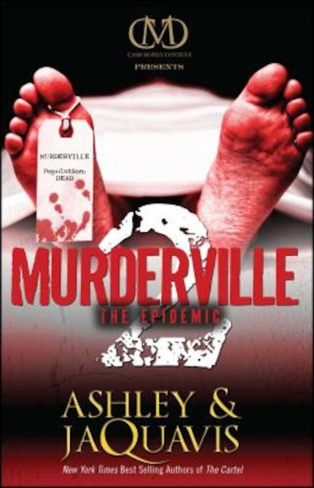 Murderville 2: The Epidemic, Paperback