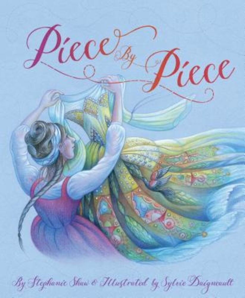 Piece by Piece, Hardcover