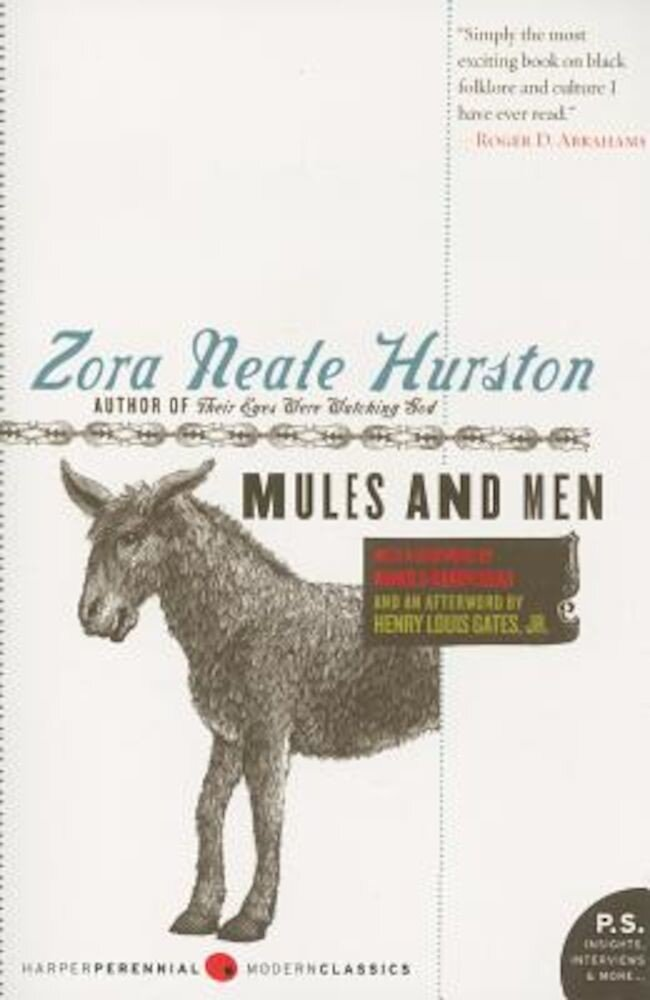 Mules and Men, Paperback
