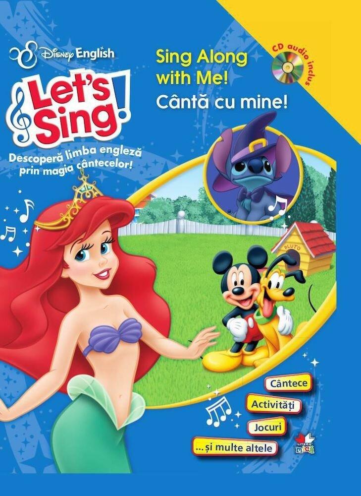 Canta cu mine! (Contine CD audio)