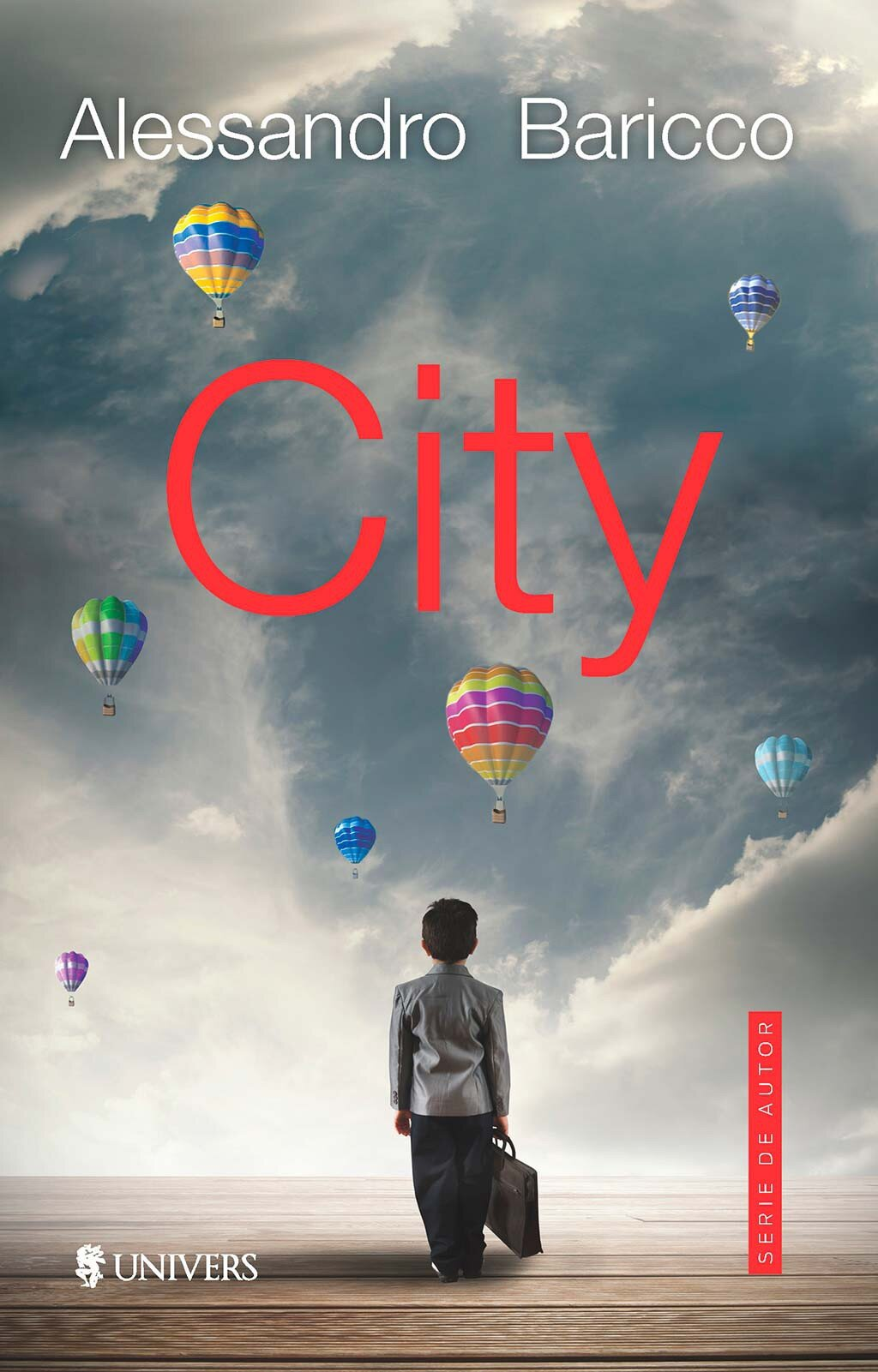 City (eBook)