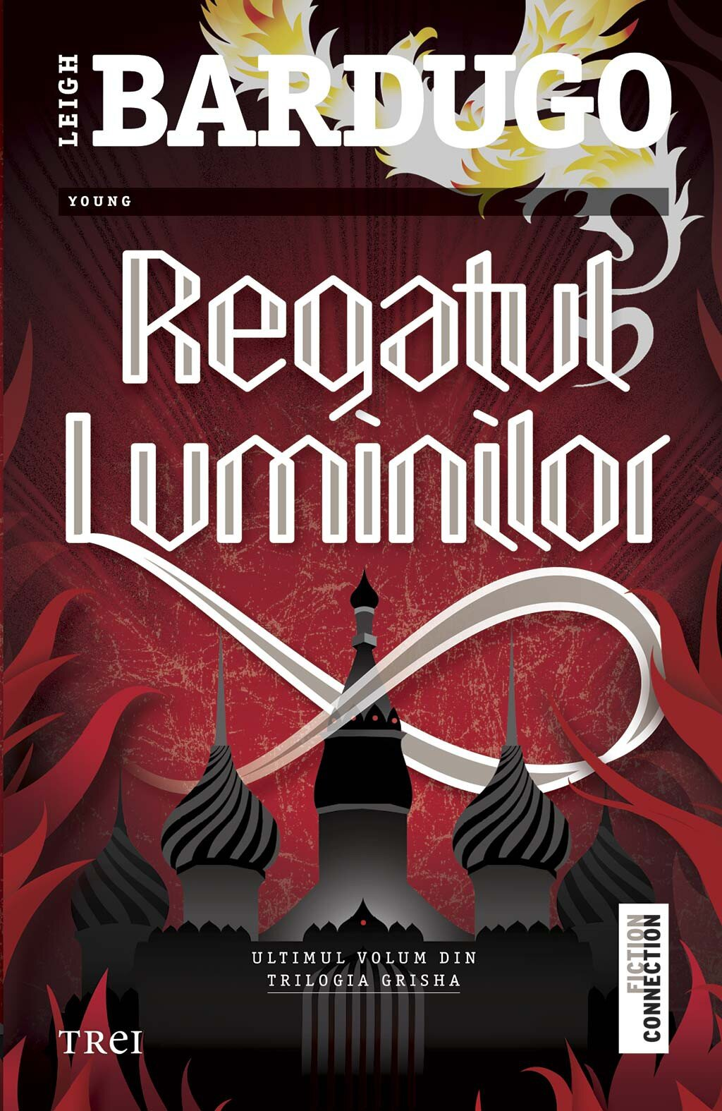 Regatul luminilor. Ultimul volum din trilogia Grisha PDF (Download eBook)