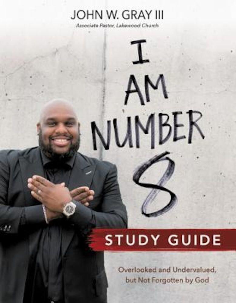 I Am Number 8, Paperback