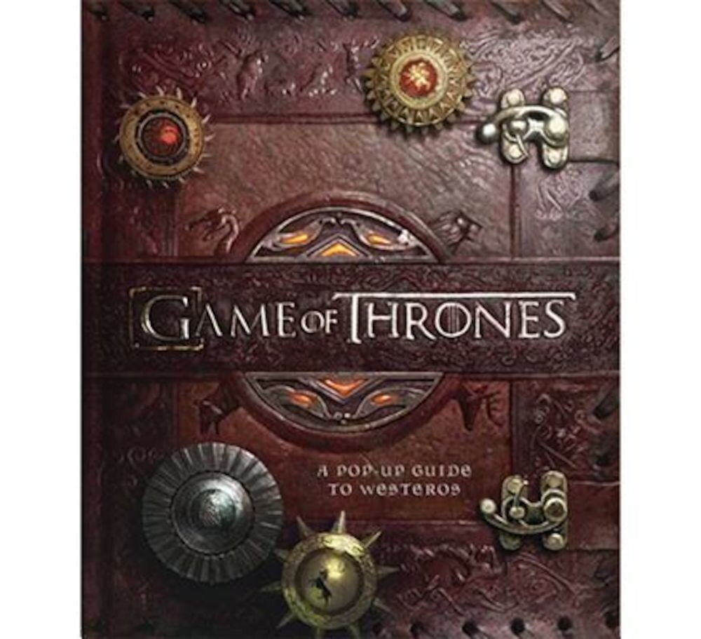 Game of Thrones: A Pop-Up Guide to Westeros, Hardcover