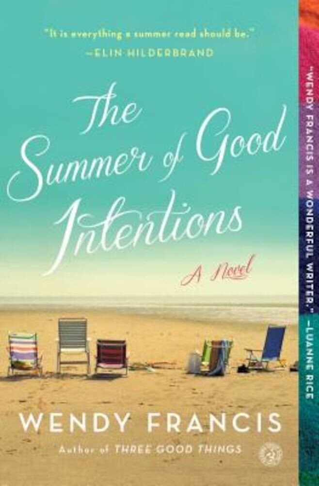 The Summer of Good Intentions, Paperback