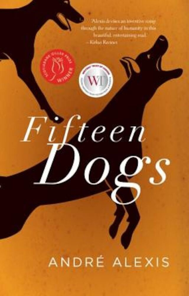 Fifteen Dogs, Paperback