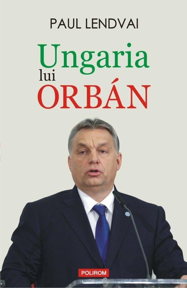 Coperta Carte Ungaria lui Orban