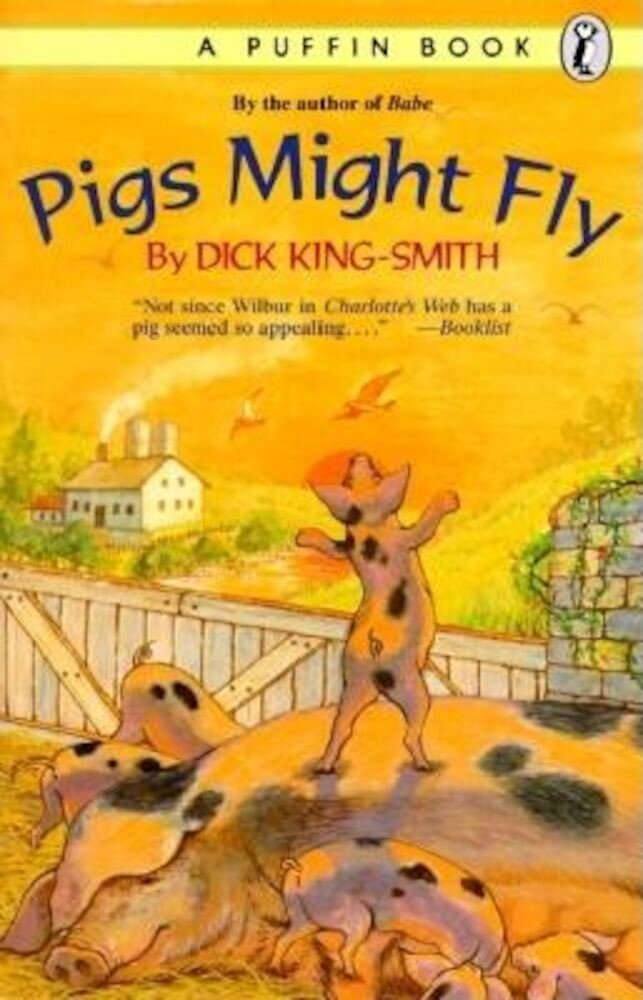 Pigs Might Fly, Paperback