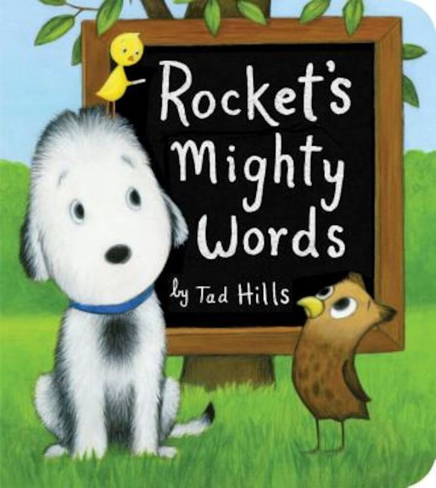 Rocket's Mighty Words, Hardcover