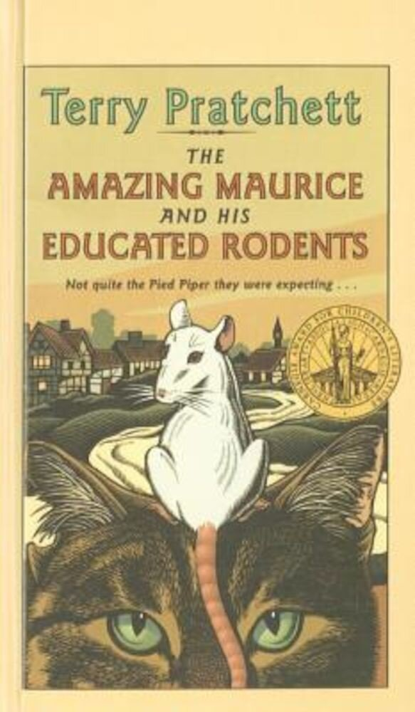 The Amazing Maurice and His Educated Rodents, Hardcover