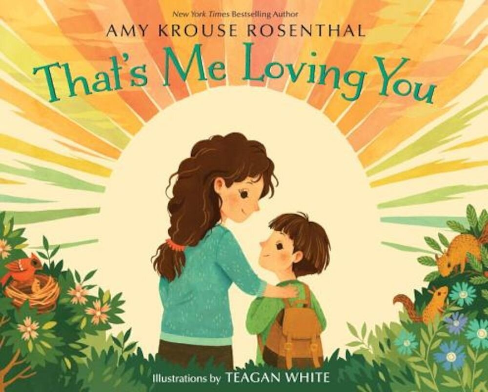 That's Me Loving You, Hardcover