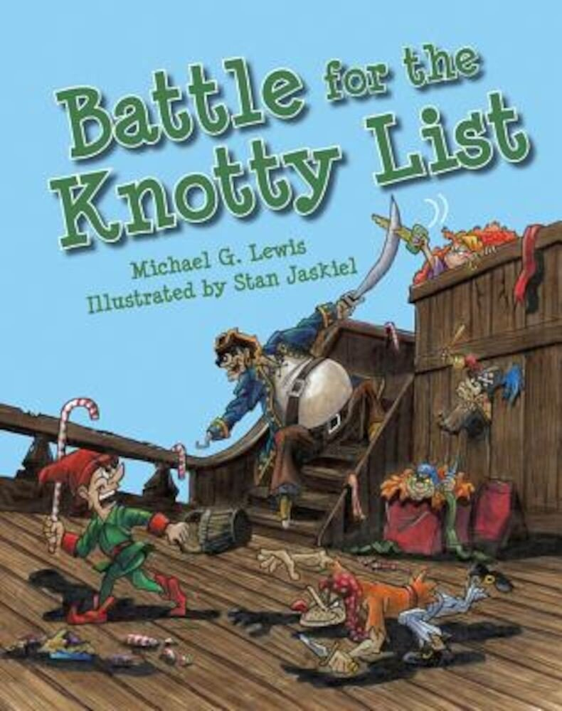 Battle for the Knotty List, Hardcover