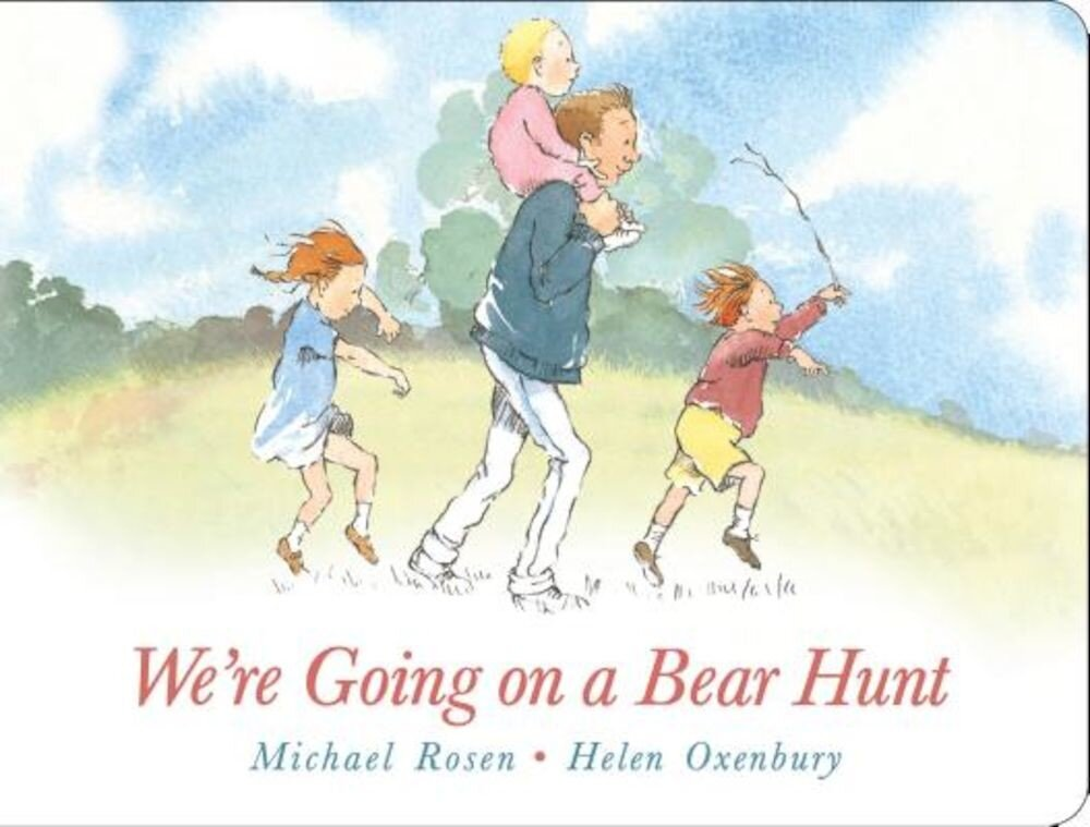 We're Going on a Bear Hunt: Lap Edition, Hardcover