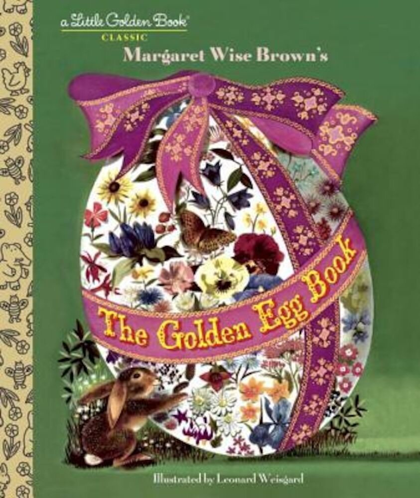 The Golden Egg Book, Hardcover