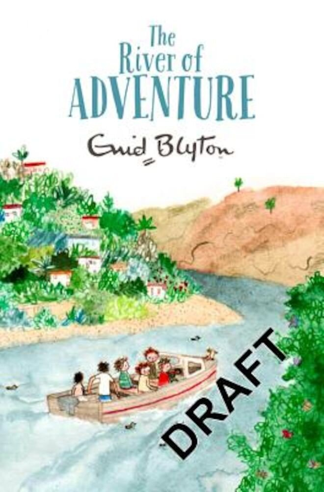 The River of Adventure, Paperback