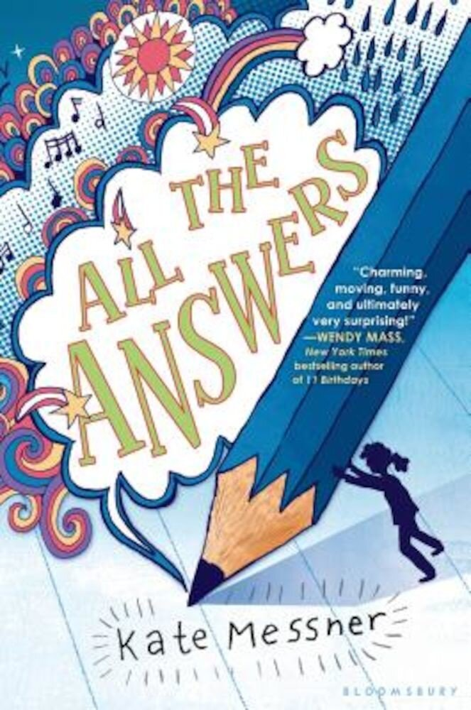 All the Answers, Hardcover